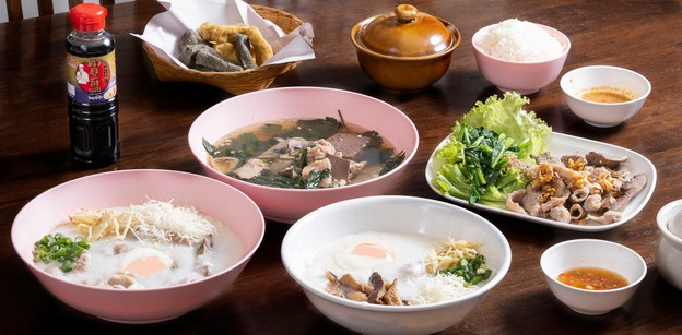 "[รีวิว] ""โจ๊กศรีพิงค์"" ร้านโจ๊กเชียงใหม่กับรสชาติดั้งเดิมนานกว่า 20 ปี"