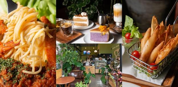 [รีวิว] ฟาร์มสุข Market Cafe คาเฟ่ขอนแก่นสไตล์ฟาร์ม จิบกาแฟในสวนสวย