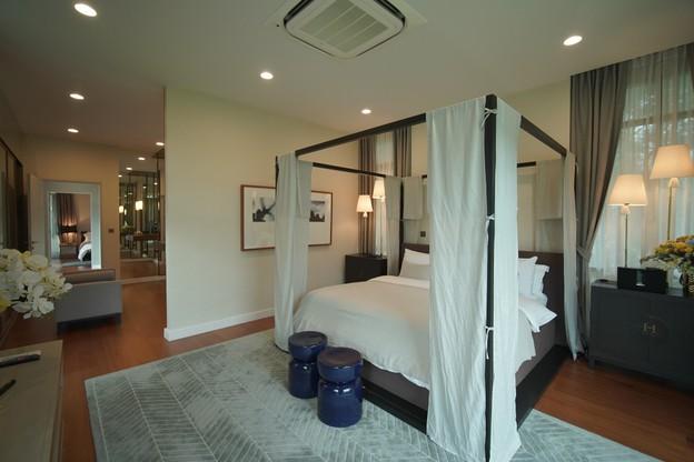 ดีลที่พัก ห้องแบบ Private Villa 3 Bedroom จำนวน 1 คืน (รวมอาหารเช้าสำหรับ 6 ท่าน)