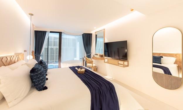 ดีลที่พัก ห้องแบบ Plunge Pool Suite จำนวน 3 วัน 2 คืน (รวมอาหารเช้าสำหรับ 2 ท่าน)