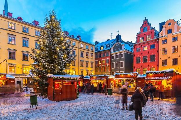 สถานที่ท่องเที่ยวที่น่าสนใจในประเทศสวีเดน