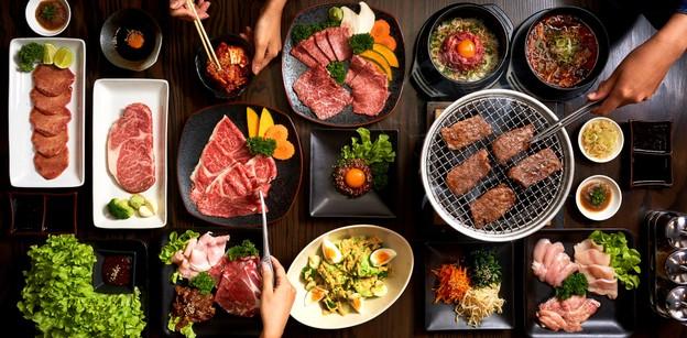 """""""Yakiniku Meada"""" ร้านอาหารญี่ปุ่นสุดคุ้มย่านพร้อมพงษ์ เสิร์ฟเนื้อจากเม"""