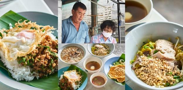 ป้าแก่ ร้านตามสั่งบางแสน ขายถูกเพราะอยากช่วยเหลือคนไทย ทุกเมนู 25 บาท!