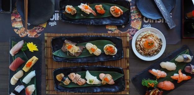 Sushi-OO ร้านซูชิฉลองครบ 8 ปี ซูชิเกรดพรีเมียมกว่า 50 เมนู ลดถึง 68%