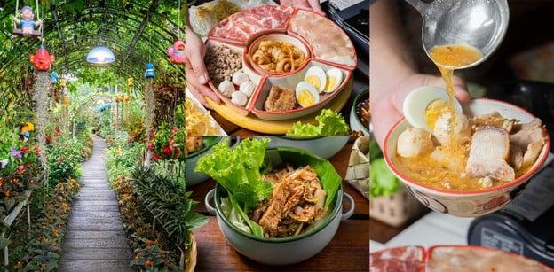 """Jazz Garden"" เชียงใหม่ สูดกลิ่นธรรมชาติกับอาหารรสเลิศใจกลางเมือง"