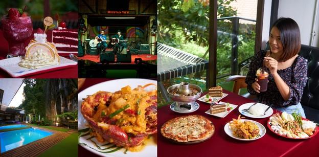Mountain View Restaurant Aonang, Krabi วิวสวยในหุบเขา ครบจบทุกเมนู!