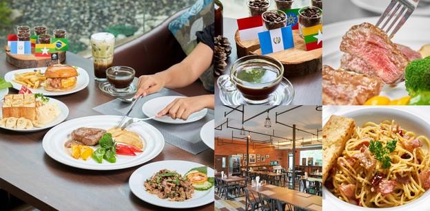 Café Terrace ปิ่นทอง 1 ศรีราชา คอกาแฟหลงรัก แฟนอาหารสไตล์โยโชะกุถูกใจ