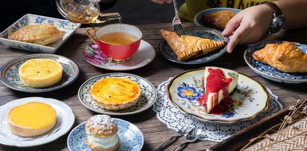 """""""Sala Kaffae"""" เชียงใหม่ จิบกาแฟพร้อมเบเกอรีปั้นสดรสต้นตำรับจากฝรั่งเศส"""