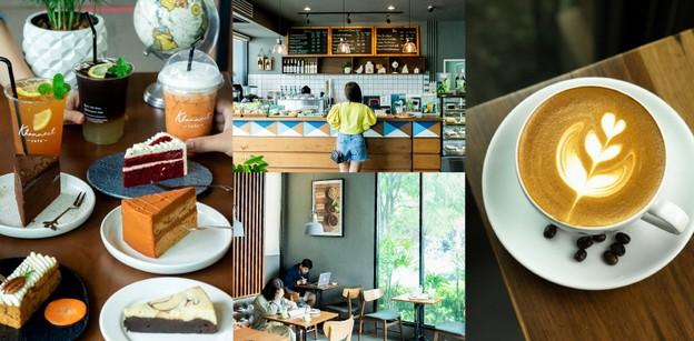 [รีวิว]Khonnect Cafe' คาเฟ่นครศรีธรรมราชน่านั่ง ชิมเค้กโฮมเมดได้ทุกวัน