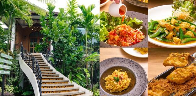 """Pincha Cafe & Eatery"" จันทบุรี ครบจบทั้งคาวหวาน สายเซลฟีต้องมา!"