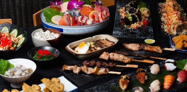 """""""Tobita Shinchi"""" บุฟเฟ่ต์อาหารญี่ปุ่นขอนแก่น ที่สาวกปลาดิบต้องลอง!"""