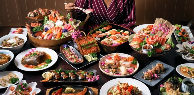 Hosen Sushi Buffet & Alacarte บางแสน อาหารญี่ปุ่นสุดพรีเมียมแค่ 599.-