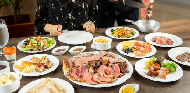 Arlex Steakhouse บุฟเฟ่ต์สเต๊กเนื้อสไตล์บราซิลย่านนนทบุรีกินได้ไม่อั้น