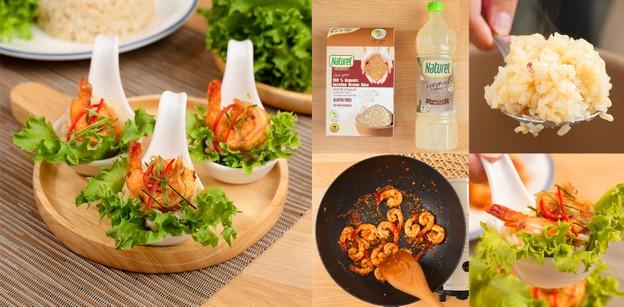 """วิธีทำ """"เมี่ยงกุ้งผัดพริกแกง"""" เมนูอาหารเพื่อสุขภาพทำง่าย ประโยชน์เพียบ"""