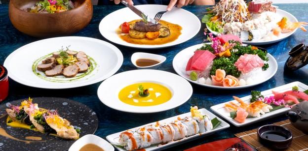 """""""Lake Terrace"""" เชียงใหม่ อาหารจานหรูราคาน่ารักบนวิวแกรนด์แคนยอนแม่โจ้!"""