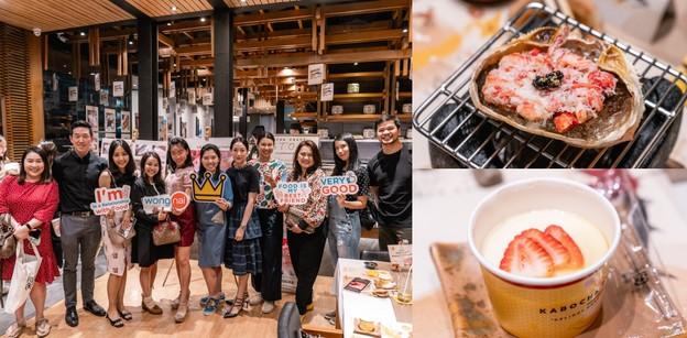 เปิดประสบการณ์ชิมอาหารญี่ปุ่นสุดพรีเมียมแบบจัดเต็ม @ Kabocha Sushi