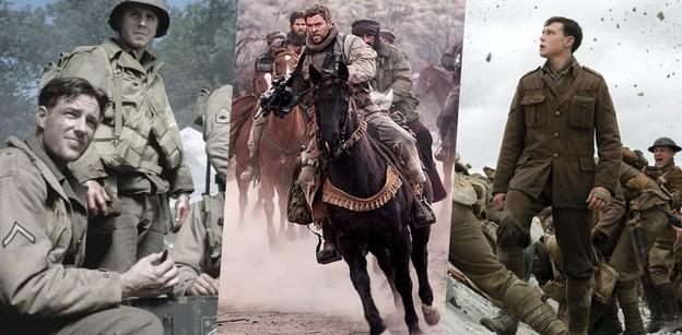 20 หนังสงครามทุกรูปแบบ ทุกแนว มันส์ แถมได้ความรู้ประวัติศาสตร์