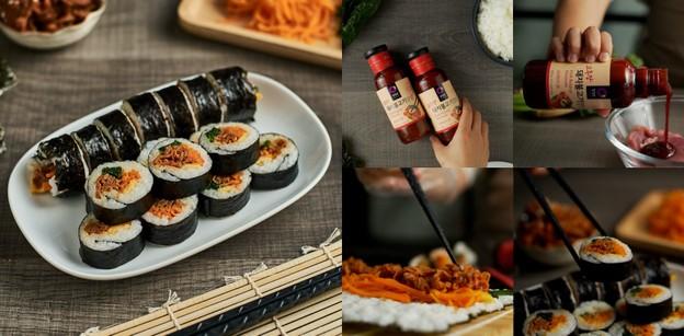 """วิธีทำ """"คิมบับบุลโกกิ"""" เมนูอาหารเกาหลีสสูตรเด็ด ทำง่ายได้ที่บ้าน!"""