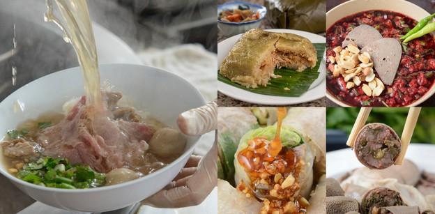 """""""เฝอท่าบ่อ"""" ขอนแก่น รสชาติต้นตำรับอาหารเวียดนามโบราณ เจ้าเก่ากว่า 30ปี"""