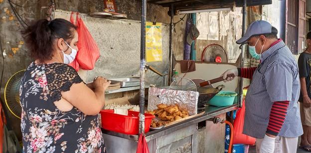 [รีวิว] Samosa Corner แผงขายซาโมซ่าเก่าแก่ย่านพาหุรัด