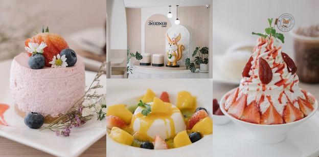 """""""Kori Kori Cafe"""" คาเฟ่ขอนแก่นบรรยากาศน่ารัก กับขนมโฮมเมดที่ทำด้วยใจ"""