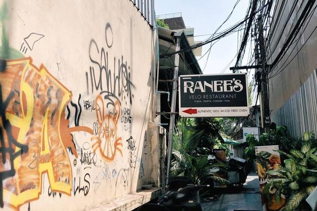 [รีวิว] Ranee Velo Restaurant ร้านลับพาสต้าเส้นสด ใจกลางถนนข้าวสาร!