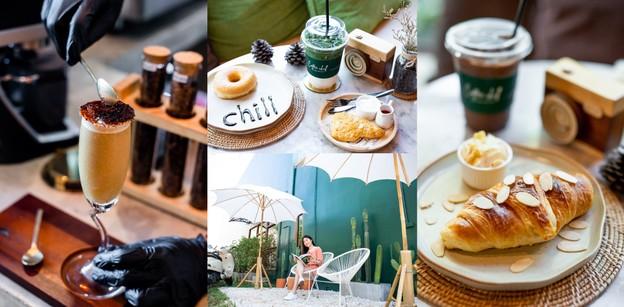 [รีวิว] ร้านกาแฟ Coffee Chill หาใหญ่ กินขนมอุ่นกรุ่นกลิ่นกาแฟหอม ๆ