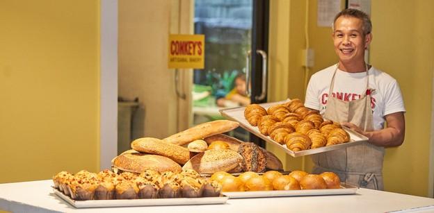[รีวิว] Conkey's Bakery ร้านเบเกอรีแสนอบอุ่น ที่ขายความสุขด้วยขนมปัง