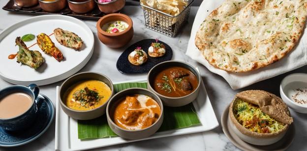 [รีวิว] อาหารอินเดียเวอร์ชันล่าสุดจากนักประวัติศาสตร์อินเดียที่ Indus