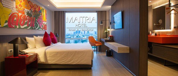 Maitria Hotel Rama 9 Bangkok - A Chatrium Collection