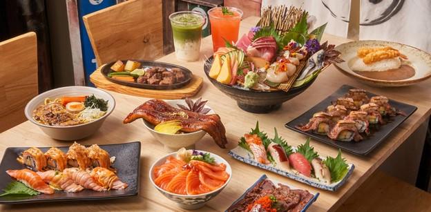 Abushi ร้านอาหารญี่ปุ่นฮาลาล สูตรเฉพาะจากการเดินทางแบบเนื้อ ๆ