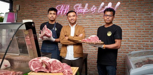 [รีวิว] Saha Steak And Butcher เนื้อไทยคุณภาพล้นจาน!