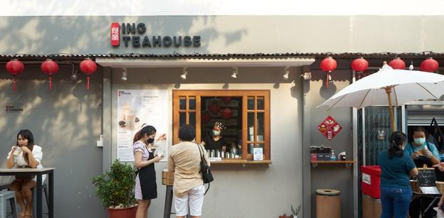 [รีวิว] ING Teahouse ลิตเติ้ลไต้หวันเมืองไทย
