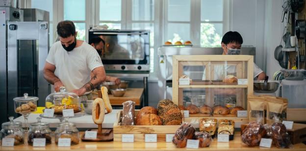 [รีวิว] Nine Pastry ร้านขนมปังสไตล์อิสราเอล คนคลั่ง Sourdough ห้ามพลาด