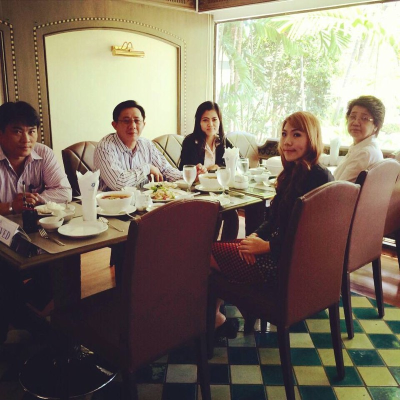 Meeting Lunch