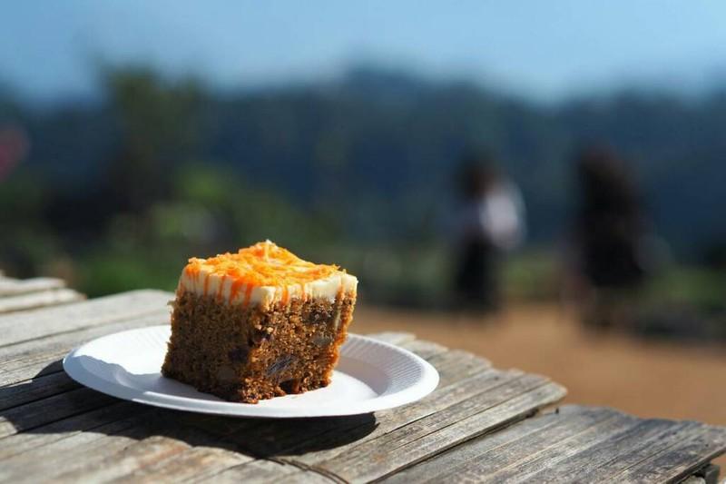 เค้กแครอท. 90฿