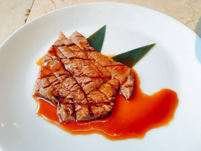 Grill Australian Beef