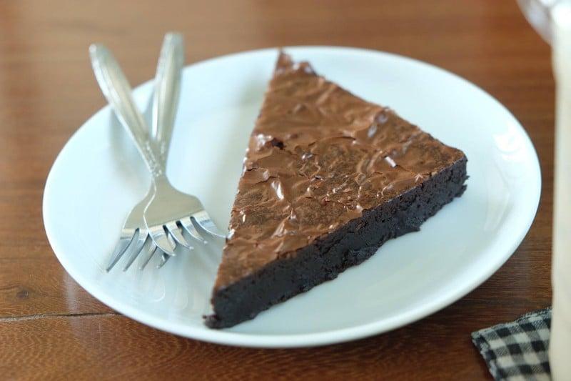 Foresto signature super choc brownie