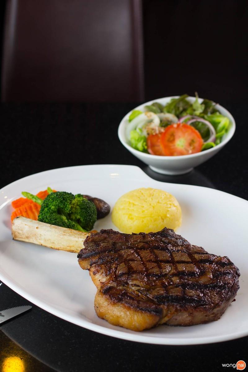 """Tomahawk Steak """