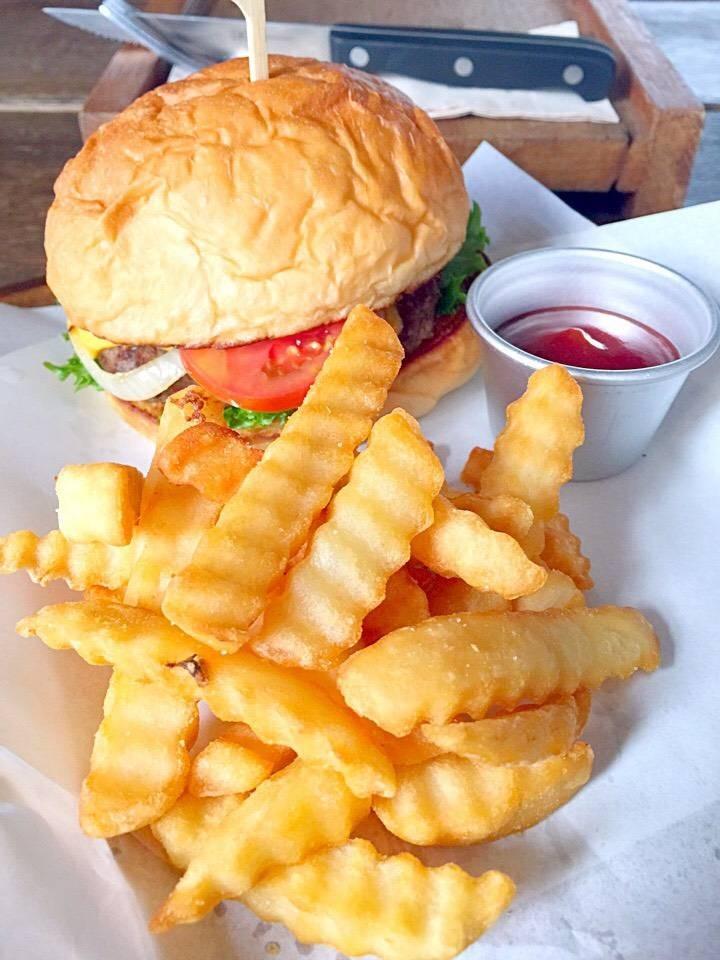 Original Burger(beef)+Cheese