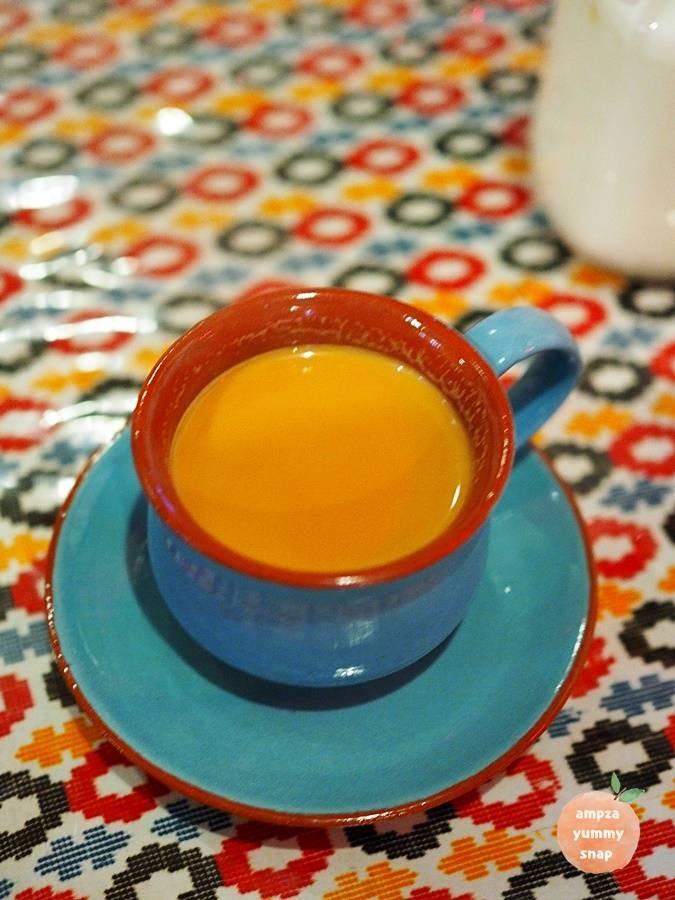 Masala Tea .