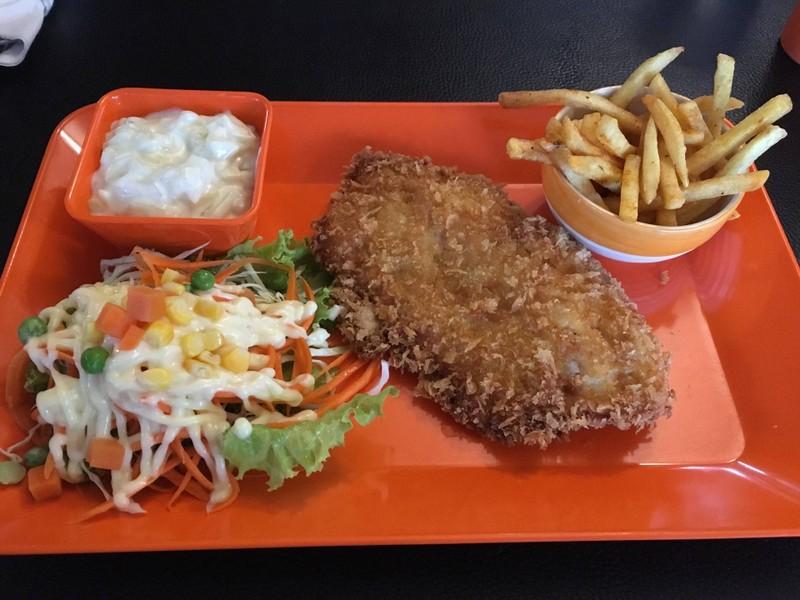 สเต็กปลาทับทิม