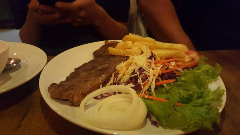 Small Ribeye Steak