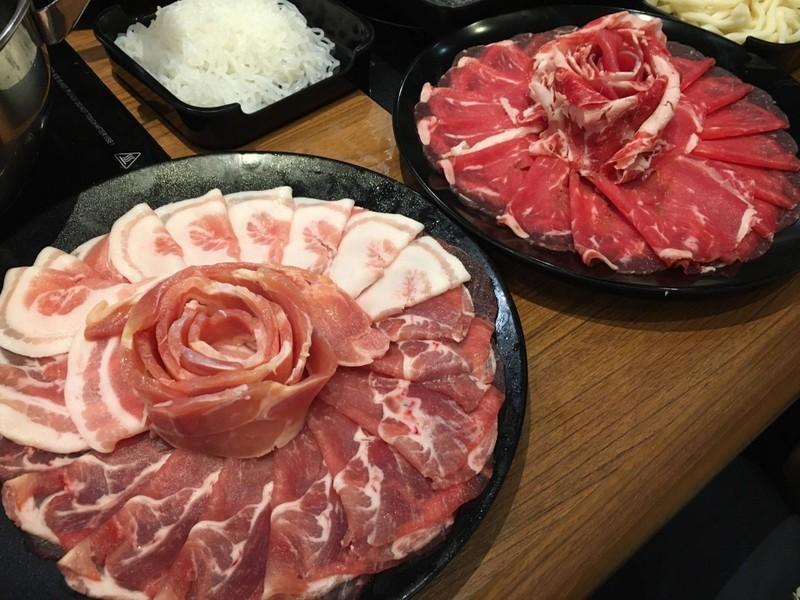 Super save set shabu Pork