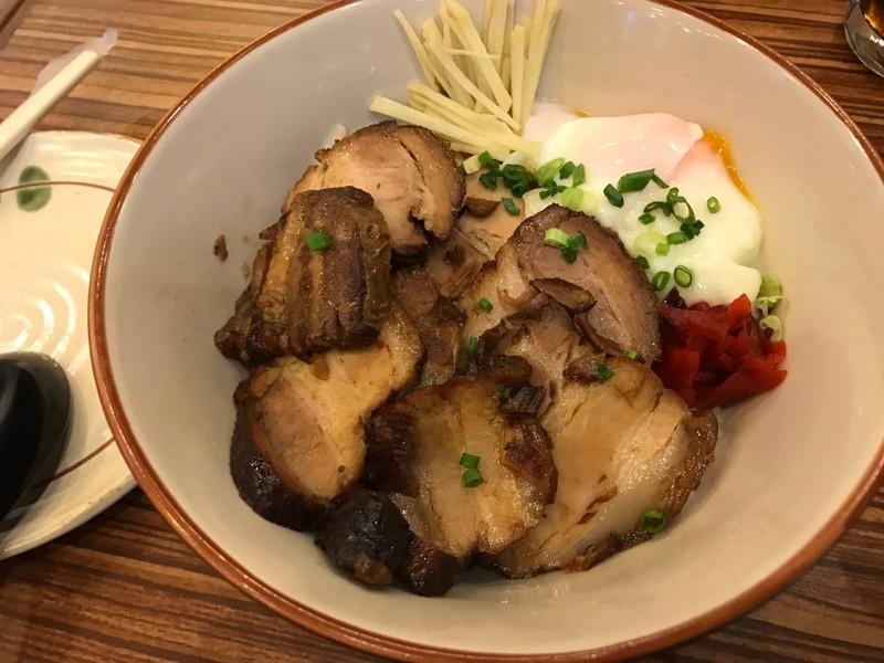 ข้าวหน้าหมูขินจู