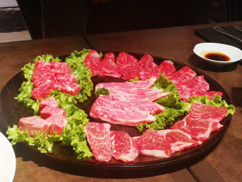 Kobe Beef Special Set