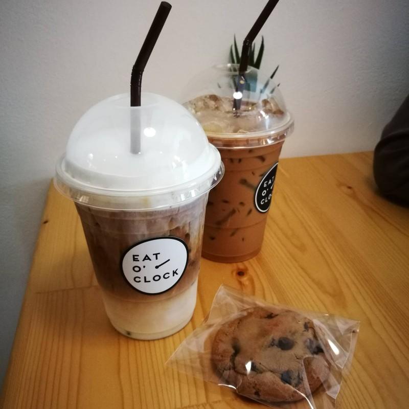 Iced Latte'