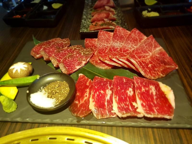 ชุดเนื้อวากิวญี่ปุ่นรวม
