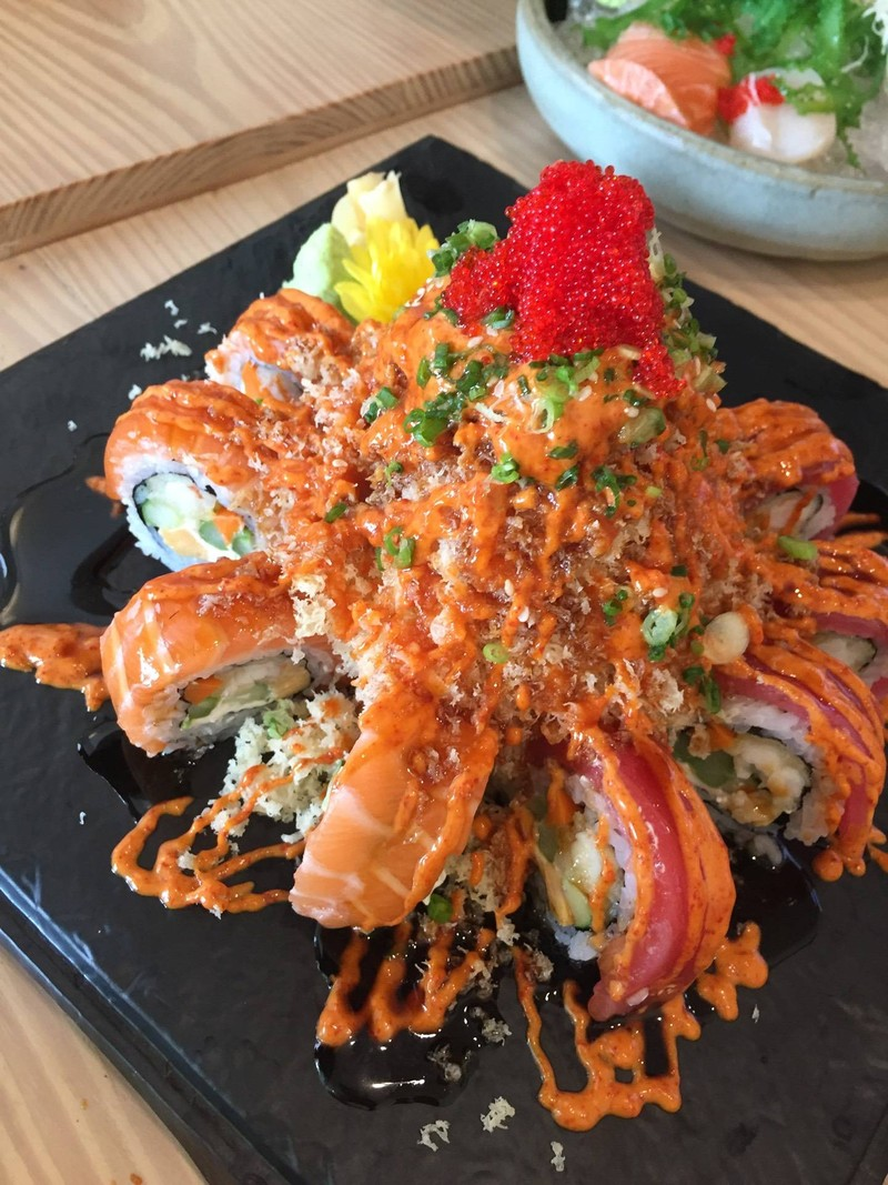 Hashi Special Roll