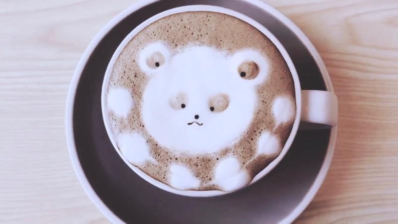 กาแฟหอมมาก  นุ่มละมุน